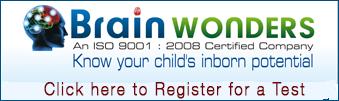 Brain WOnders DMIT Test