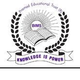 BIMS -Bangalore Institute of Management Studies